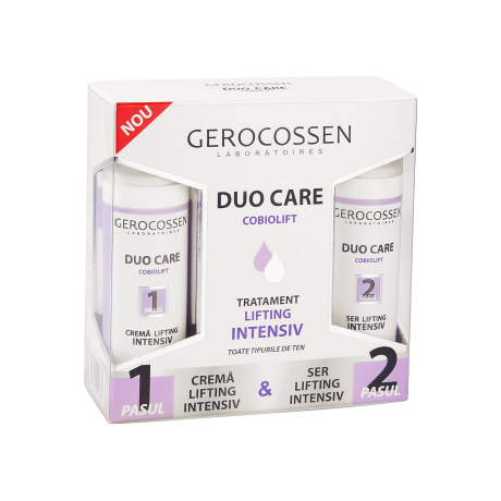 DUO CARE - tratament lifting intensiv cu cobiolift