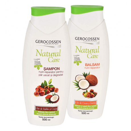 Sampon nutri-reparator + Balsam nutri-reparator