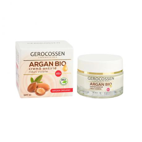 Crema antirid 45+ Argan Bio