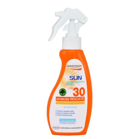 Spray cu protectie solara FPS 30 Gerocossen Sun