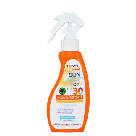 Spray protectie solara pentru copii FPS 30 Gerocossen Sun