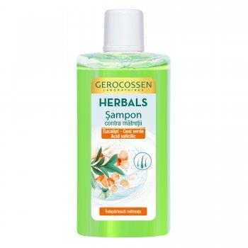 Sampon contra matretii Herbals 300 ml