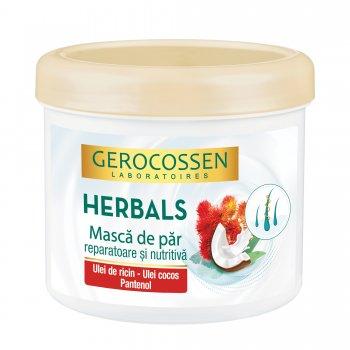 Masca de par reparatoare si nutritiva Herbals 450ml