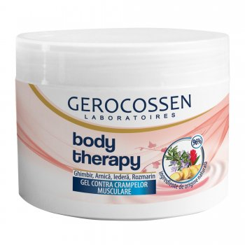 Gel contra crampelor musculare Body Therapy