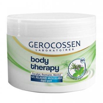Gel pentru relaxare musculara dupa sport Body Therapy