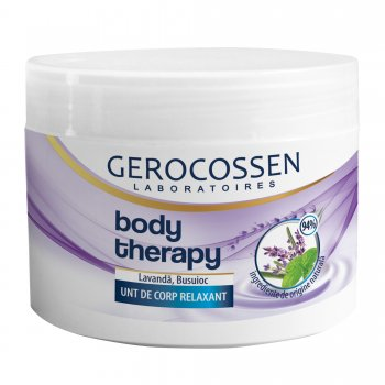 Unt de corp relaxant Body Therapy