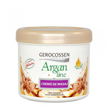 Crema de masaj Argan Line