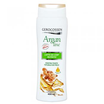 Lapte de corp nutritiv Argan Line