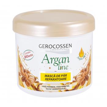 Masca pentru par uscat si deshidratat Argan Line