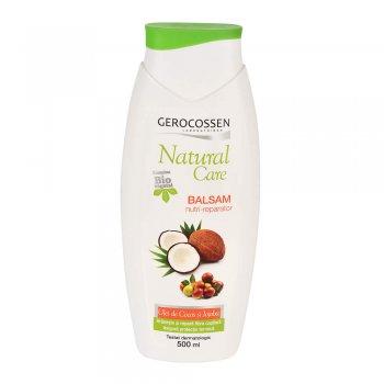Balsam nutri-reparator cu Jojoba si Cocos Natural Care