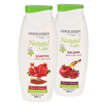 Sampon par vopsit + Balsam par vopsit Natural Care