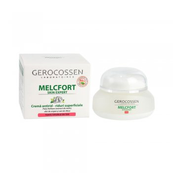 Crema antirid pentru riduri superficiale Melcfort Skin Expert
