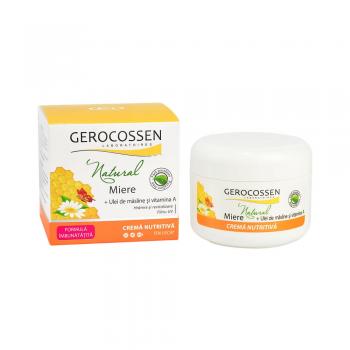 Crema nutritiva - Gama Natural Miere