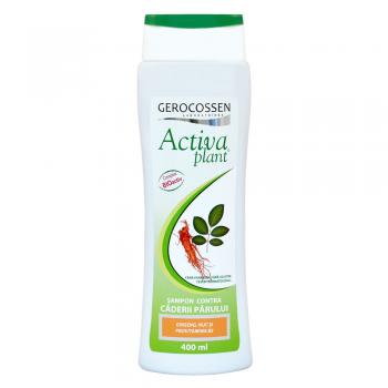 Sampon contra caderii parului Activa Plant 400 ml