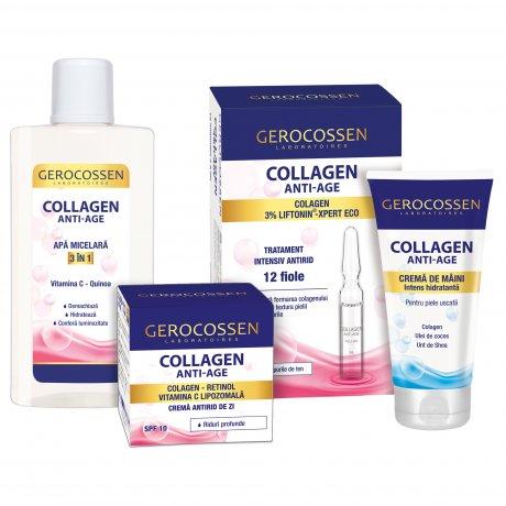 Set Collagen Anti-Age tratament intensiv