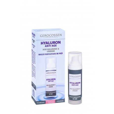 Masca purificatoare de fata Hyaluron Anti-Age