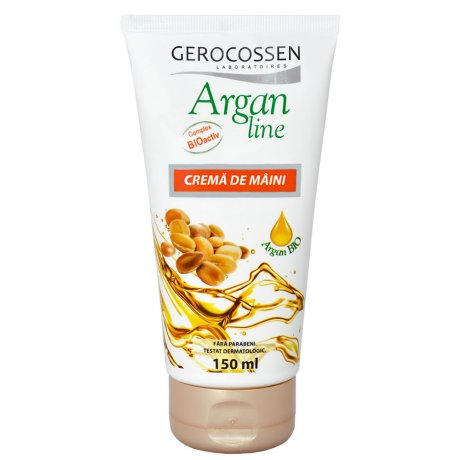 Crema de maini hidratanta Argan Line