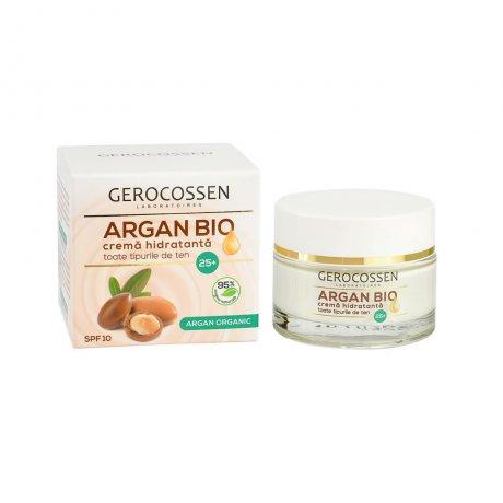 Crema hidratanta 25+ Argan Bio
