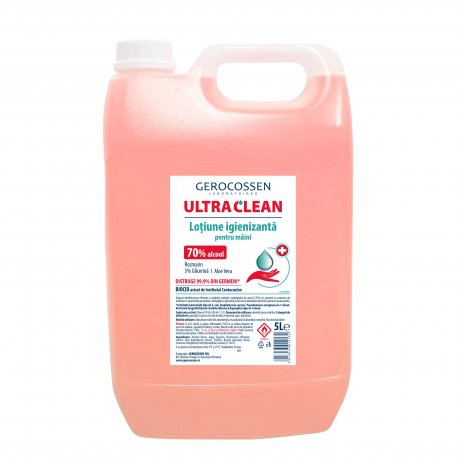 Lotiune igienizanta pentru maini Biocid ULTRA CLEAN 5 litri
